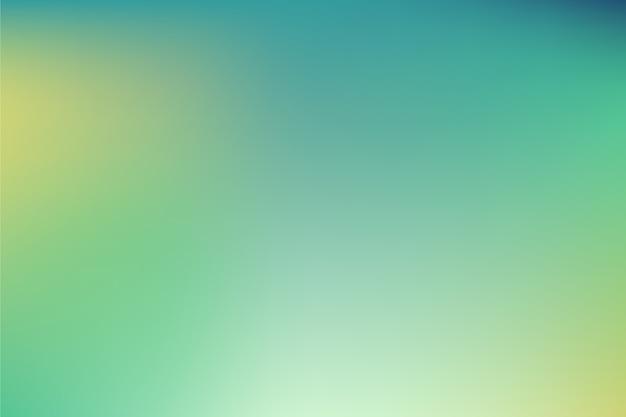Toni di gradiente di sfondo verde