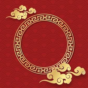 Фоновая графика для китайского фестиваля