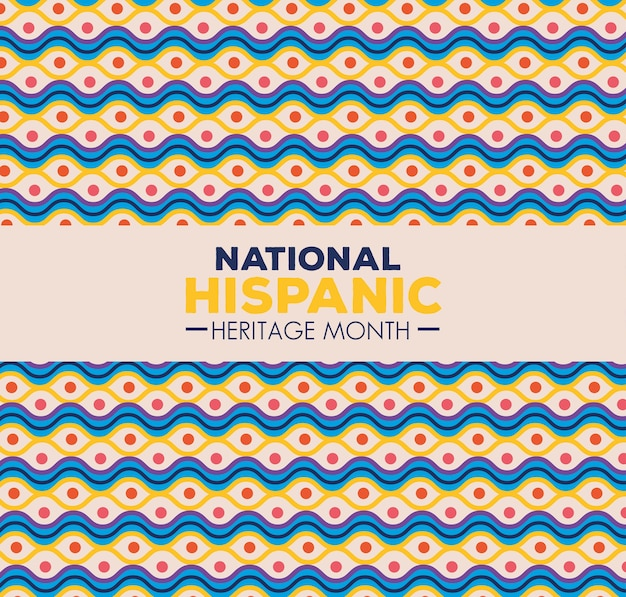 Background, hispanic and latino americans culture, national hispanic heritage month