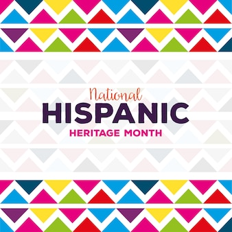 Background, hispanic and latino americans culture, national hispanic, heritage month.