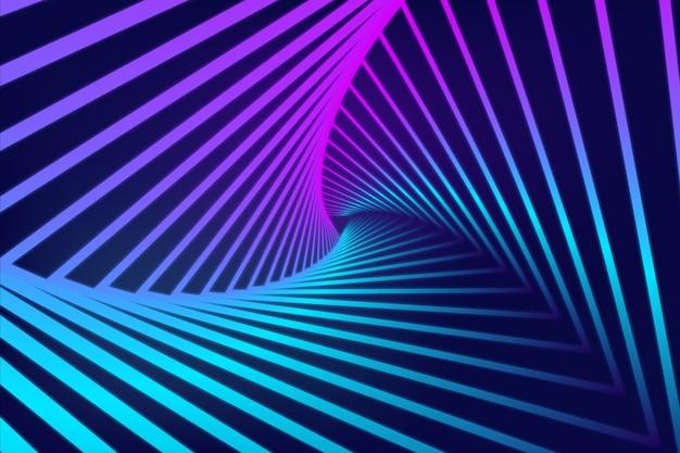 Background illusion effect