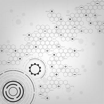 技術と科学の概念の背景