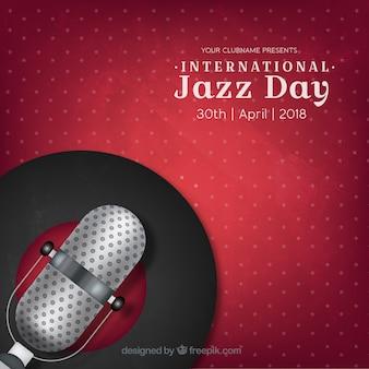 Sfondo per la giornata internazionale del jazz
