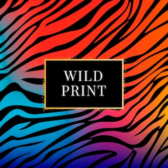 Background of lines and waves. solar zebra abstract stripes.