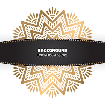 Background mandala