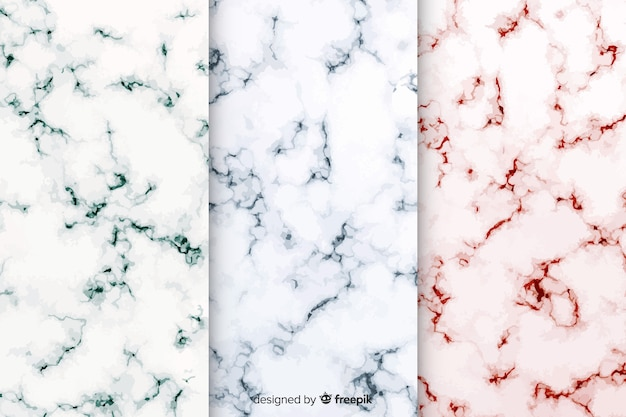 Background marble collection