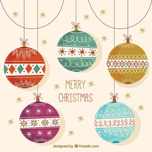 Christmas Ball Vectors Photos And Psd Files Free Download Rh Freepik Com Lights Clip Art