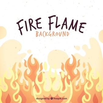 화재 불길의 배경