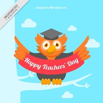 Предпосылки дня сова учителя