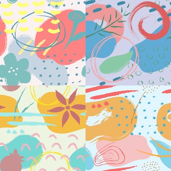 Background pattern abstract