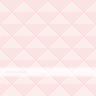 Background pattern seamless geometric sweet pink stripe chevron abstract design.