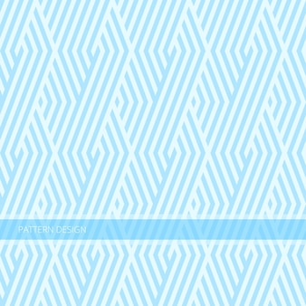 Background pattern seamless modern abstract sweet blue zigzag vector design.