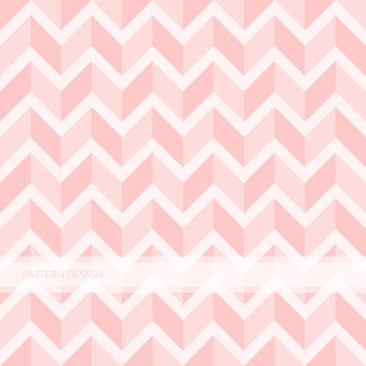 Background pattern seamless modern abstract sweet pink zigzag vector design