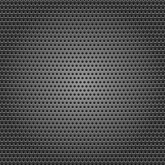 Background perforated sheet