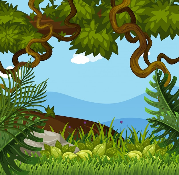 jungle vectors photos and psd files free download rh freepik com jungle vector pattern jungle vector pack