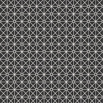 Background stripe line pattern texture black and white