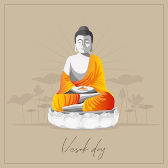 Background for vesak day