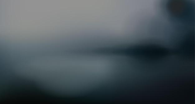 Фон с размытым туманным градиентом