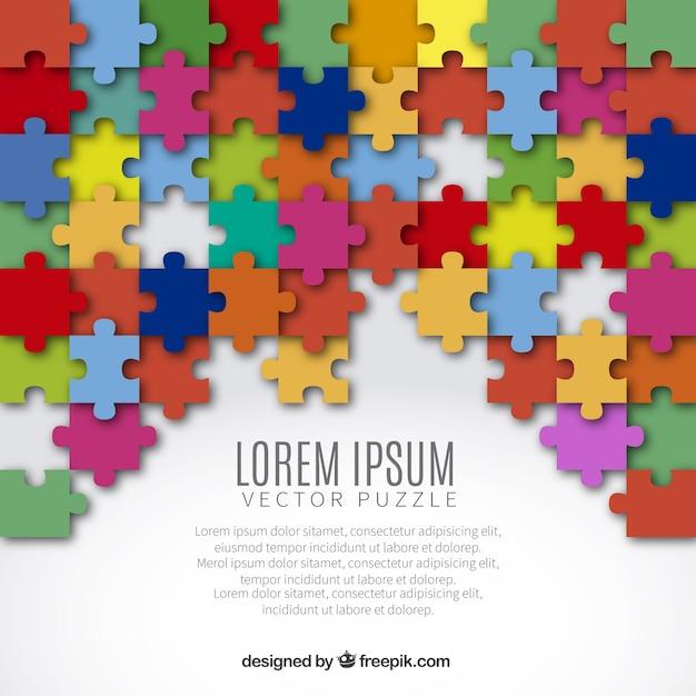 puzzle vectors photos and psd files free download rh freepik com vector puzzle pattern vector puzzle template