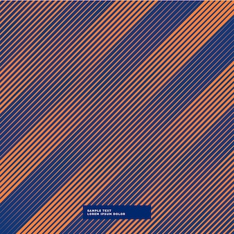 Background with orange and purple lines