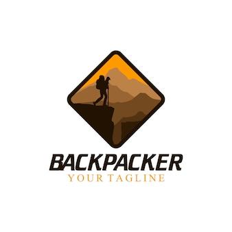 Логотип backpacker