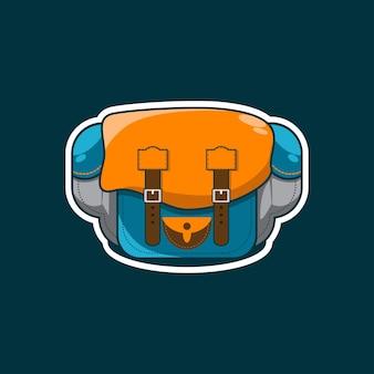 가방 삽화