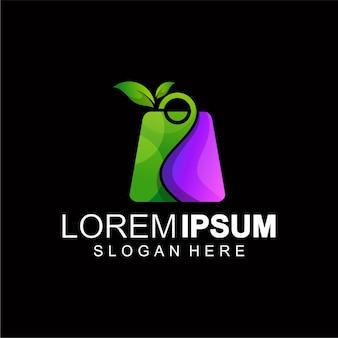 Bag logo color