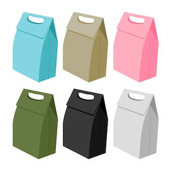 가방 쇼핑 디자인