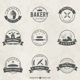 Distintivi bakery