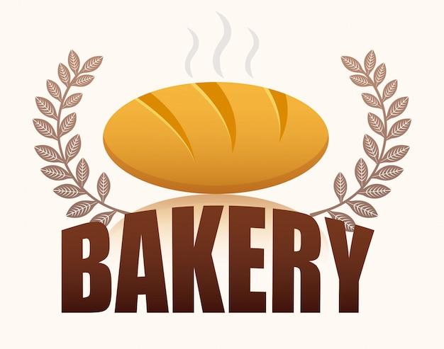 Значок пекарни