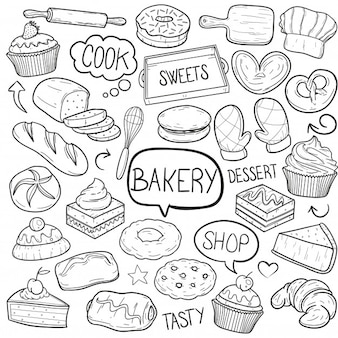 Bakery and pastry food