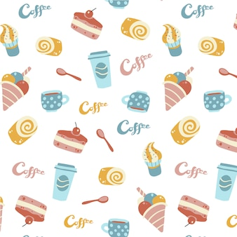 Bakery pattern design