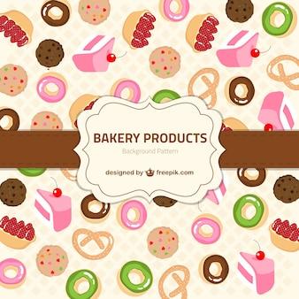 パンベーカリーの製品パターン