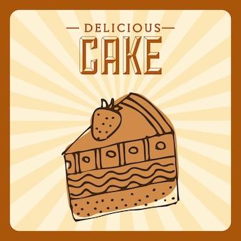 дизайн пекарни, векторная графика eps10 graphic