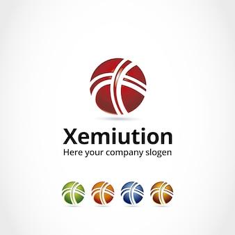Ball logo design
