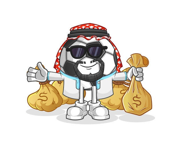 ボールリッチアラビアマスコット漫画