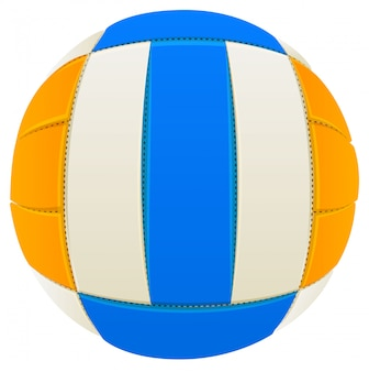 Ball for volleyball