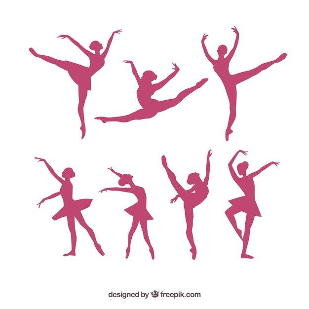 ballet vectors photos and psd files free download rh freepik com ballerina vector free ballerina vector art free
