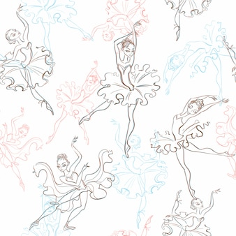 Ballerinas pattern