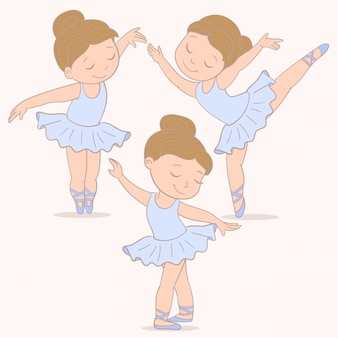 Ballet girl dancer