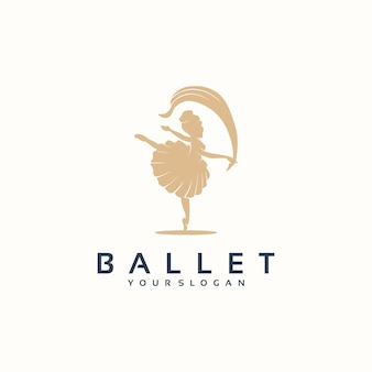 Ballet logo inspiration for business