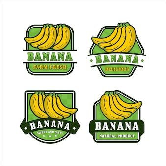 Banana  logo collection