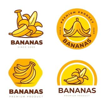 バナナロゴコレクション