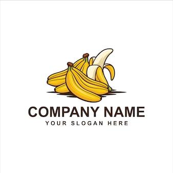 Банановый логотип