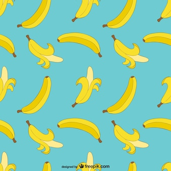 Banana pattern printable