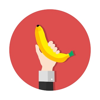 Banana Free Vector