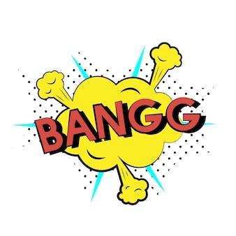 Bang bubble