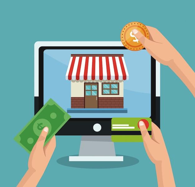 Bank online application