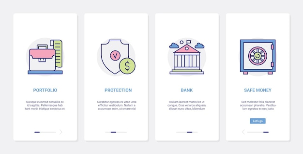 Bank safety, finance money protection