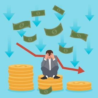 お金と人間と破産の概念